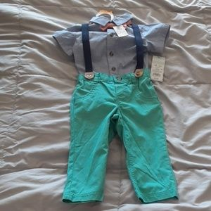 NWT boys dress outfit